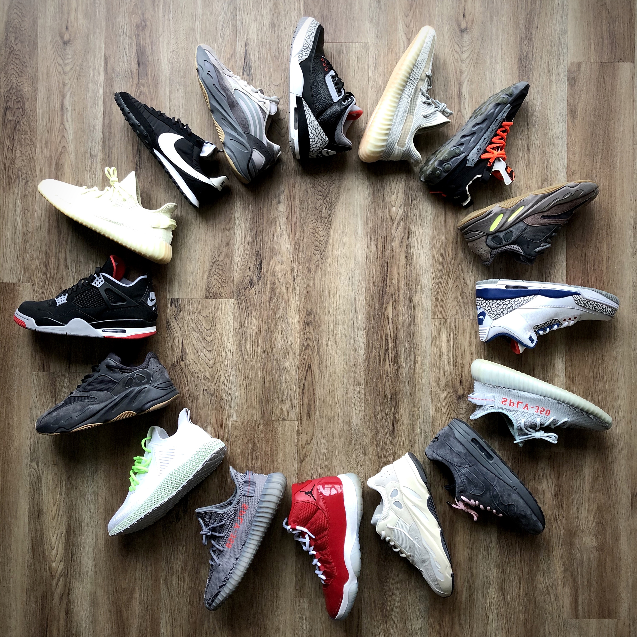 yeezy collection 2019